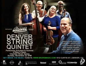 11.22 Denver String Quintet Flyer