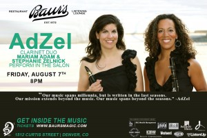 AdZel flyer copy
