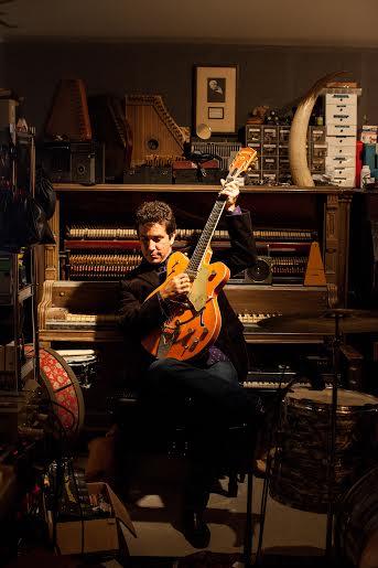 A.J. guitar