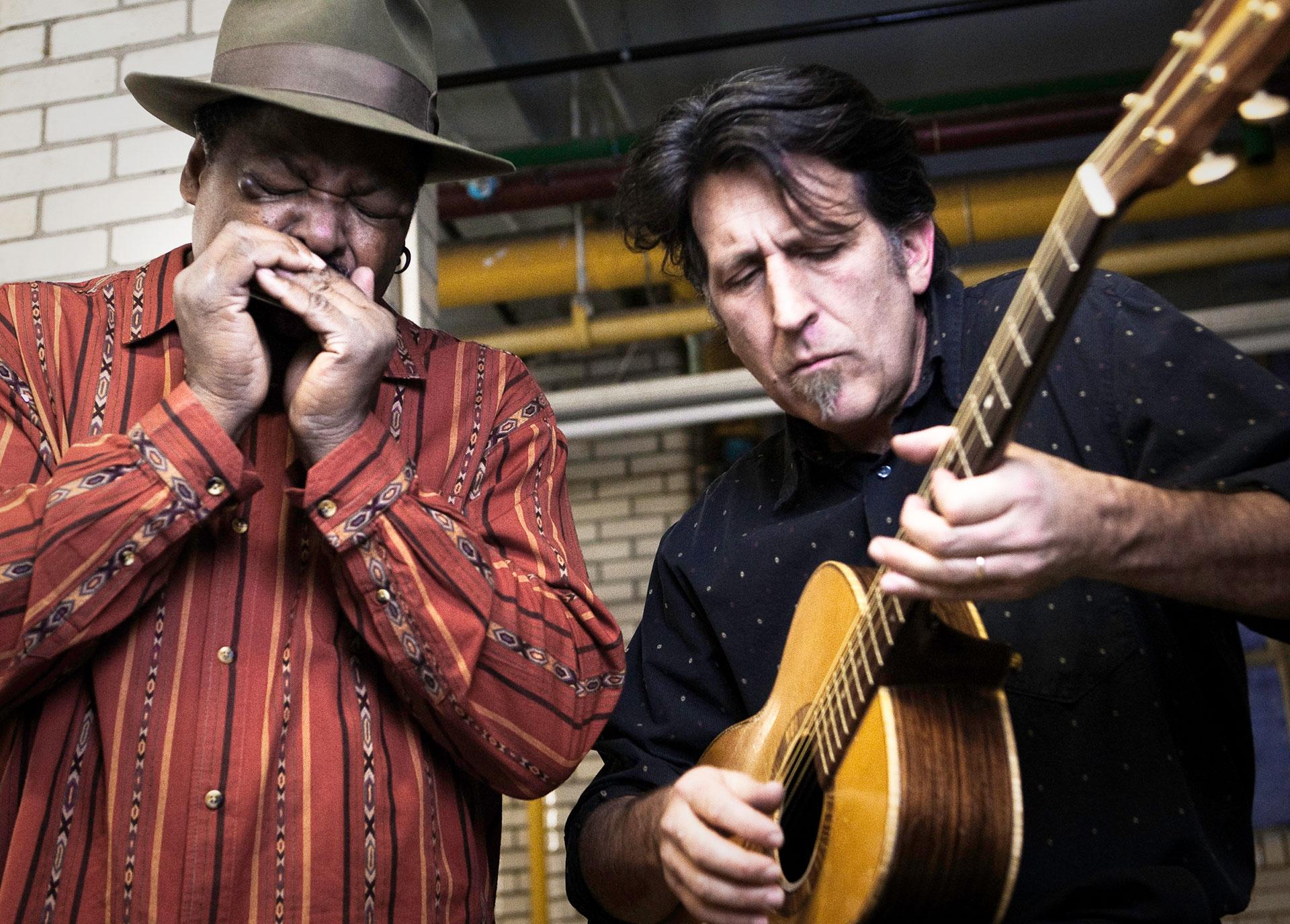 Phil-Wiggins-&-George-Kilby