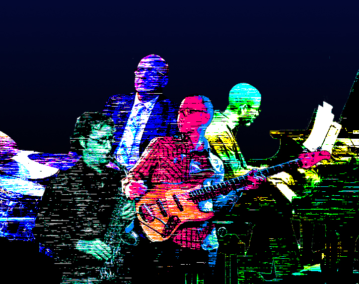 Cuban Jazz Train BaursMagic Image